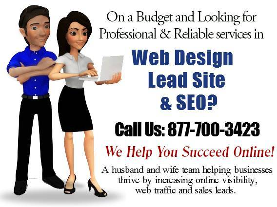 Affordable SEO Or Web Design Services For Small Businesses