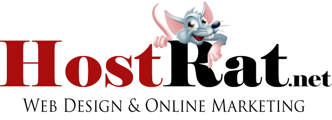 HostRat Web Design Services