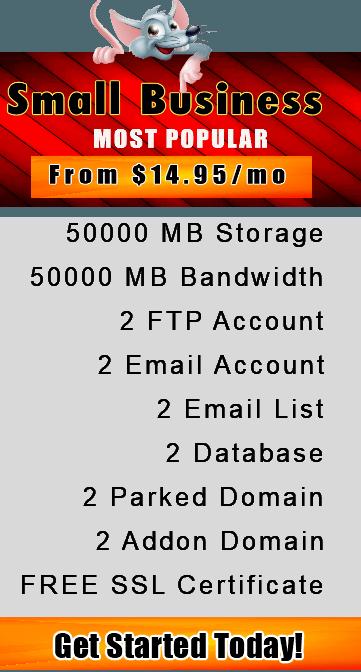 hostrat web hosting
