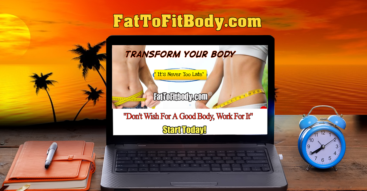 Fat To Fitness website